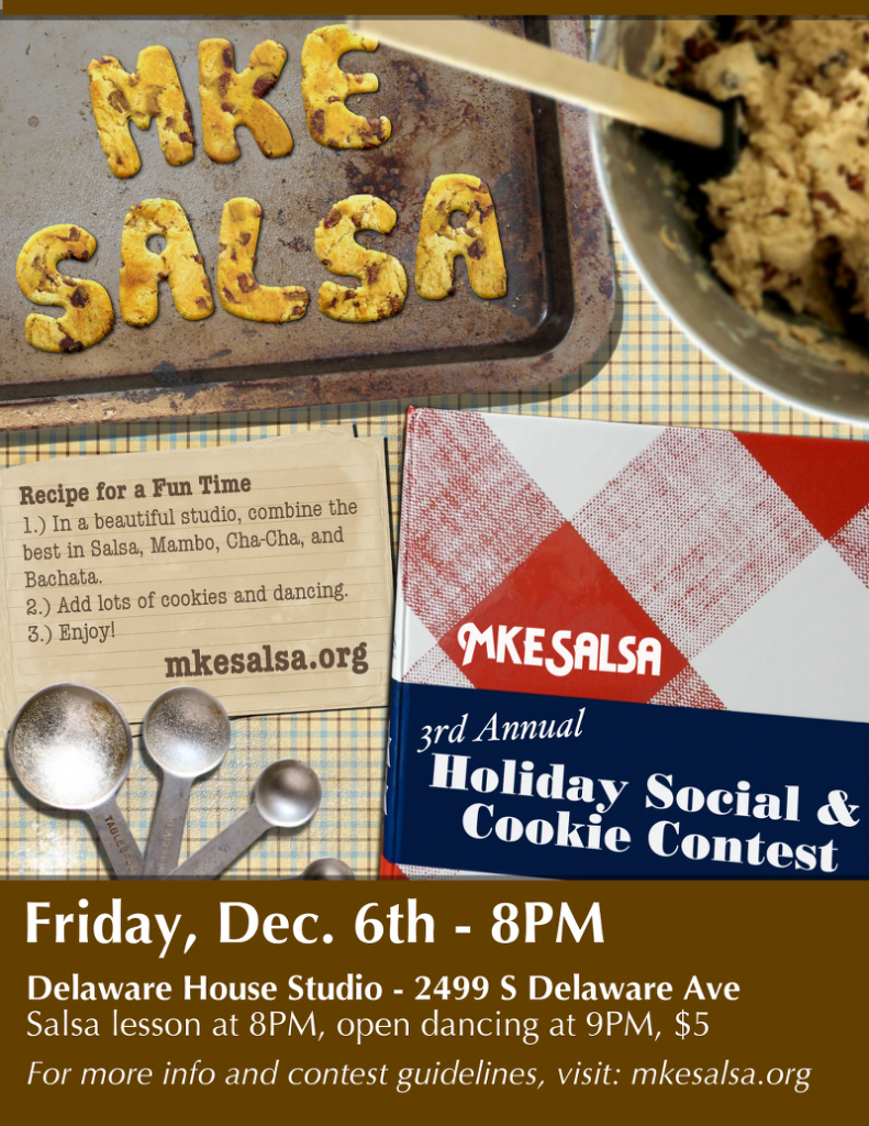 The sweetest social of the year! - Milwaukee Salsa