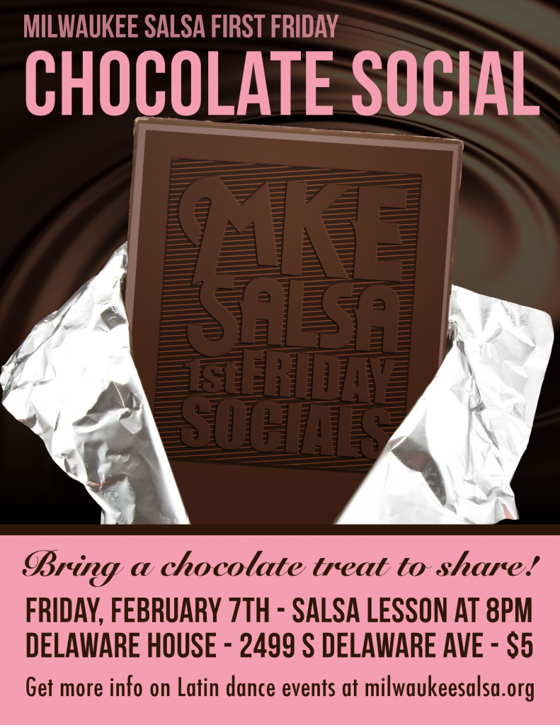 Indulge yourself at our February Chocolate Social!